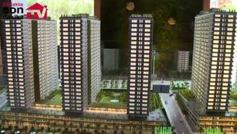 Fikirtepe Mina Towers maket videosu!