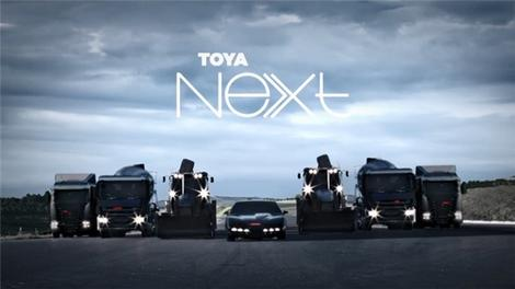Toya Next'in Kara Şimşek'li reklam filmi!