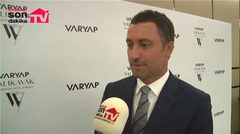 Erdinç Varlıbaş, Bodrum Yalıkavak projesini anlattı