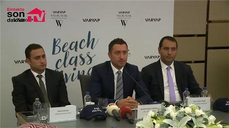 Varyap, Bodrum Yalıkavak projesini tanıttı