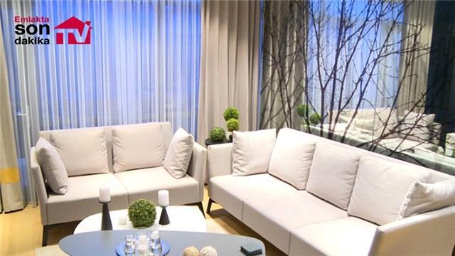 The Mandarins Limited Acıbadem 2+1 örnek dairesi!