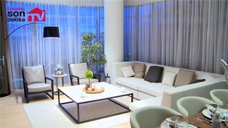 The Mandarins Limited Acıbadem 3+1 örnek dairesi!