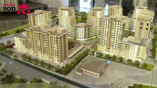 Temaşehir Konya projesinin maket videosu!