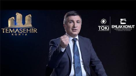 Temaşehir Konya tanıtım filmi yayında!