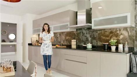 İconova Gaziantep'in mutfak temalı reklamı!