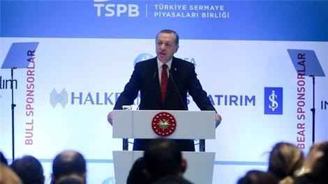 Cumhurbaşkanı, Türkiye'deki projeleri değerlendirdi!