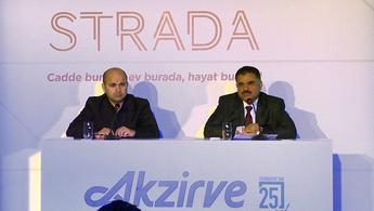 Akzirve, Strada Bahçeşehir'in lansmanını yaptı!