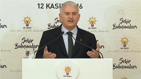 Başbakan Yıldırım'dan Haydarpaşa Garı ve AKM açıklaması!
