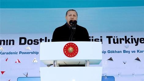 Erdoğan: Uluslararası yatırımcılar yatırımlarını sürdürüyor