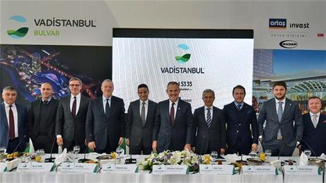 Vadistanbul AVM'nin lansmanı yapıldı!