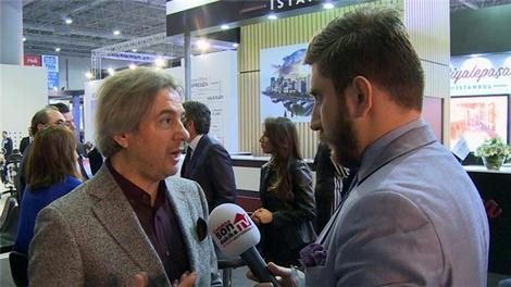 Ahmet Misbah Demircan, Emlak Fuarı'nı ESD'ye değerlendirdi!