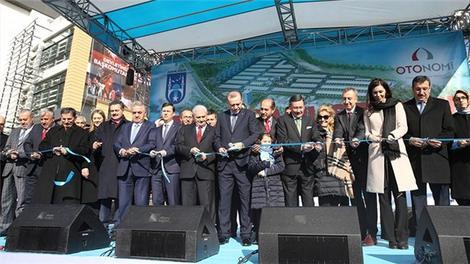 Cumhurbaşkanı, Ankara Otonomi'yi açtı!