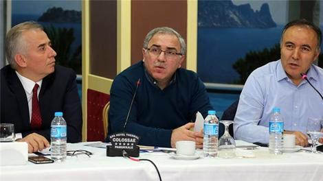 TOKİ Başkanı Turan, Denizli'de!