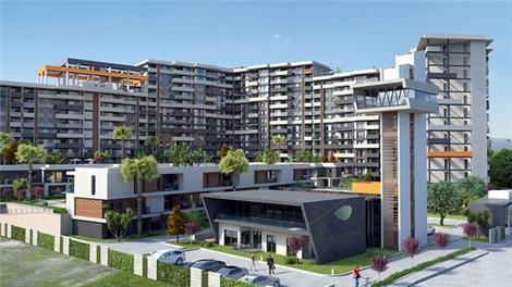 Neredesin sen temalı İzmir Kuzeyşehir reklamı!