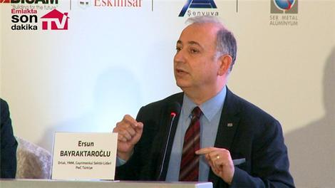 Ersun Bayraktaroğlu, vergi sistemi hakkında konuştu!