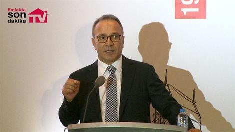 Yaşar Aşçıoğlu, Kentsel Dönüşüm Çözümleri Konferansı'nda!