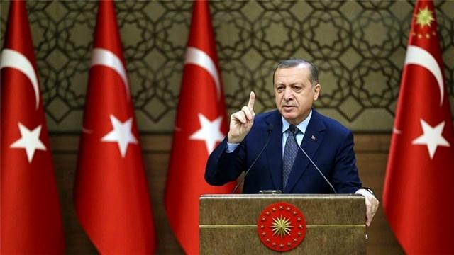 """Cumhurbaşkanı Erdoğan """"Milli seferberlik ilan ediyorum"""""""