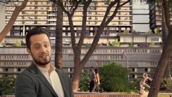 Murat Boz, Mahall Bomonti İzmir'in reklamında oynadı!