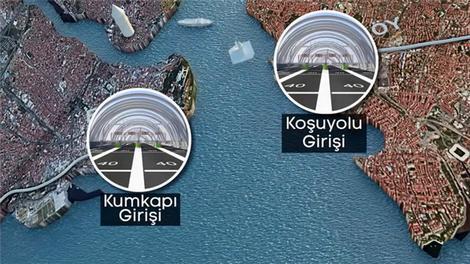 Avrasya Tüneli'nin güvenlik kuralları açıklandı!
