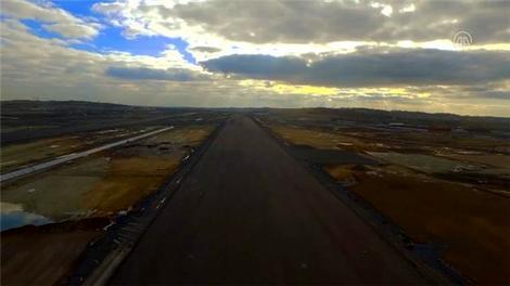 3. Havalimanı inşaatı ne durumda?