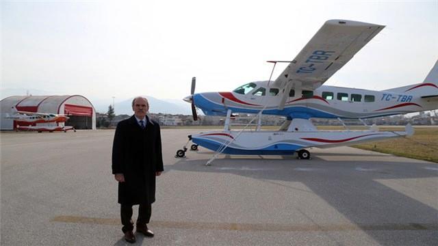 Bursa Yunuseli Havalimanı açılıyor!
