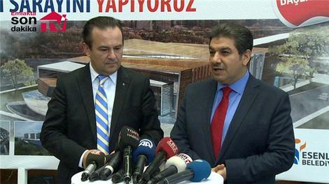 Esenler Belediyesi depremi masaya yatırdı!