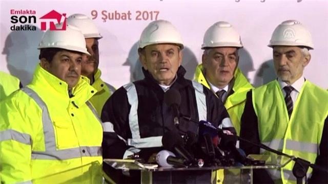 Kabataş-Mecidiyeköy-Mahmutbey metrosu çalışmaları sürüyor!