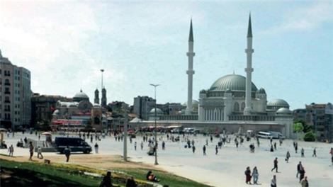 Taksim Camisi nasıl bir mimariye sahip olacak?