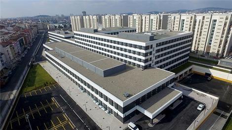 Sancaktepe Eğitim ve Araştırma Hastanesi!