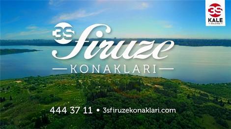 3S Firuze Konakları'nın reklam filmi yayında!
