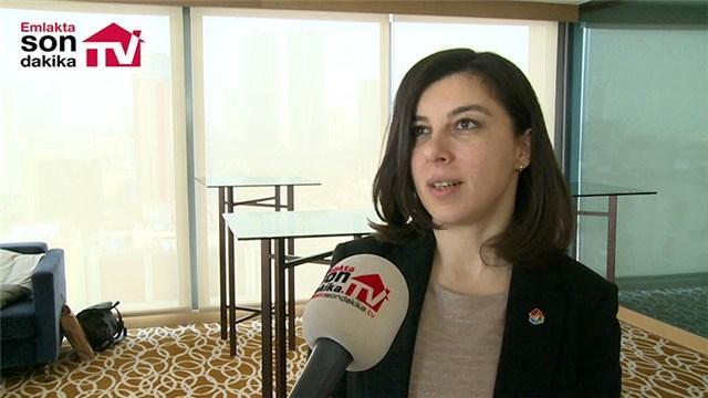 Burcu Başer, Turkeybuild İstanbul'u anlattı!