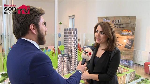 Gülsem Arslan, AND Pastel projesini anlattı!