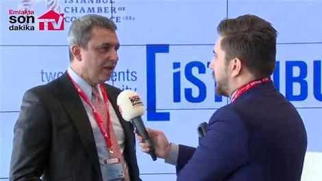 İbrahim Çağlar, MIPIM 2017'den beklentileri anlattı