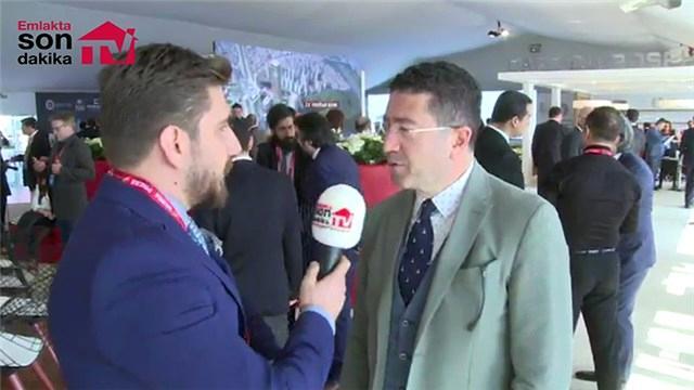 Murat Kalsın: MIPIM'de çok güzel bir ilgi var!