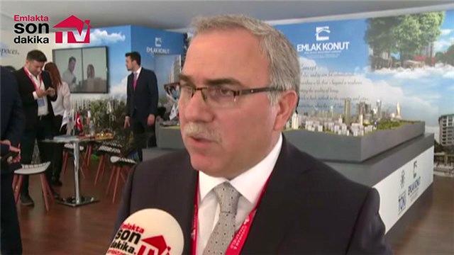 Ergün Turan: MIPIM'de İstanbul'daki yatırım fırsatlarını gösteriyoruz