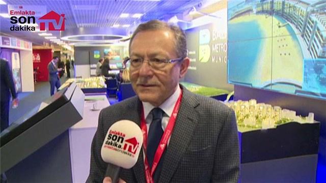 Ahmet Edip Uğur, Balıkesir'i Fransa MIPIM Fuarı'nda anlattı