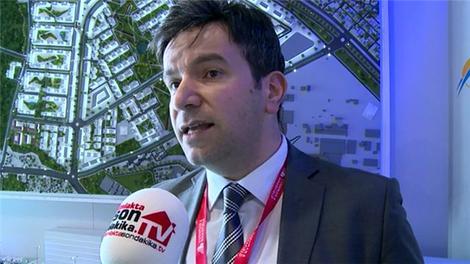 Serdar Serdaroğlu MIPIM'de Kepez projesini anlattı