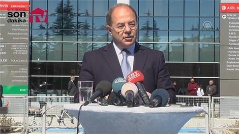 Bakan Akdağ'dan şehir hastaneleri açıklaması!