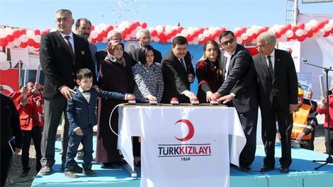 Kızılay 81 il 81 Anaokulu projesinde temel atıldı!