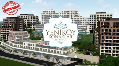 Yeniköy Konakları reklam filmi yayında!