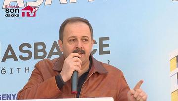 Kağıthane Kaymakamı Hasan Göç, Hasbahçe projesini anlattı!