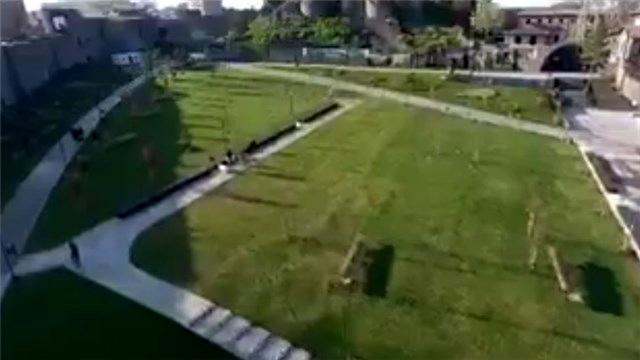 Diyarbakır Sur İçkale Vadisi videosu yayında!