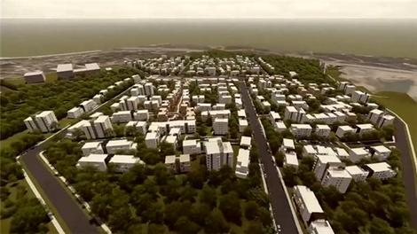TOKİ Hatay Payas projesi tanıtım videosu!
