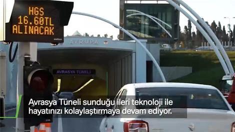 Avrasya Tüneli ihlalli geçişler nasıl ödenir?