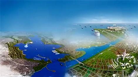 Kanal İstanbul'un temeli 2017'de atılacak!