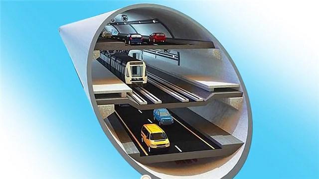 Büyük İstanbul Tüneli 5 yılda tamamlanacak