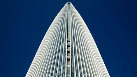 Dünyanın en hızlı asansörü Seul Lotte Tower'da!