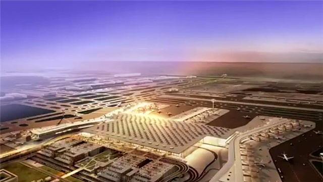 3. Havalimanı, 25 milyar euro gelir sağlayacak!