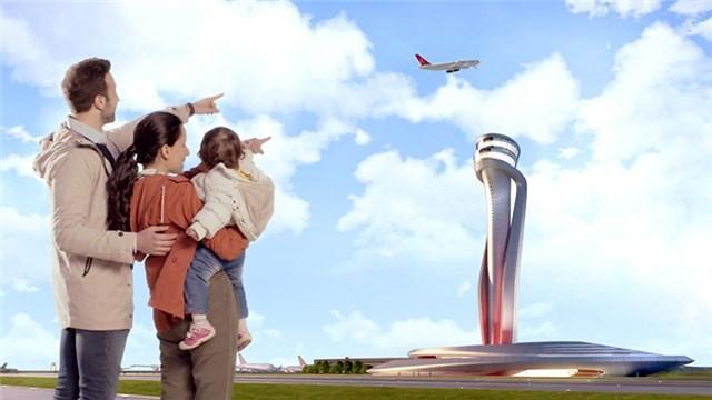 İstanbul Yeni Havalimanı'nın reklam filmi!