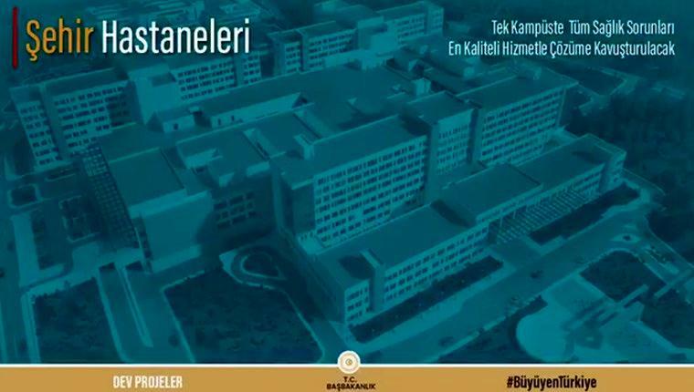 Şehir Hastaneleri projelerinin sayısı artıyor!